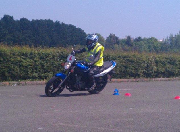 Art Motorcycle Training Southampton